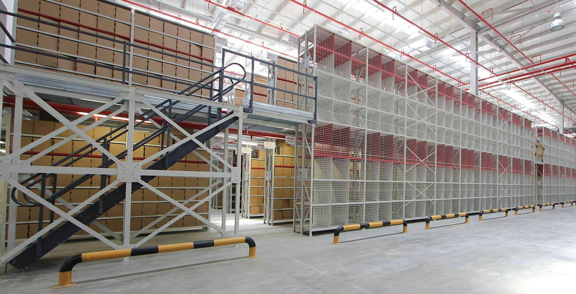 LinkMisr | Storage, Racking & Shelving Solutions