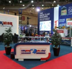 LinkMisr participated in the material handling expo 2016